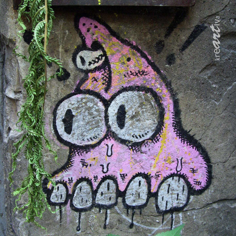 slimey, Berlin Germany 2010.