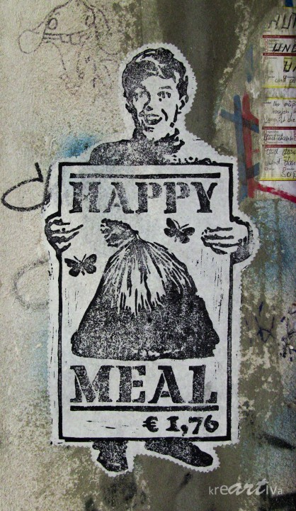 Happy Meal, Berlin Germany 2010.