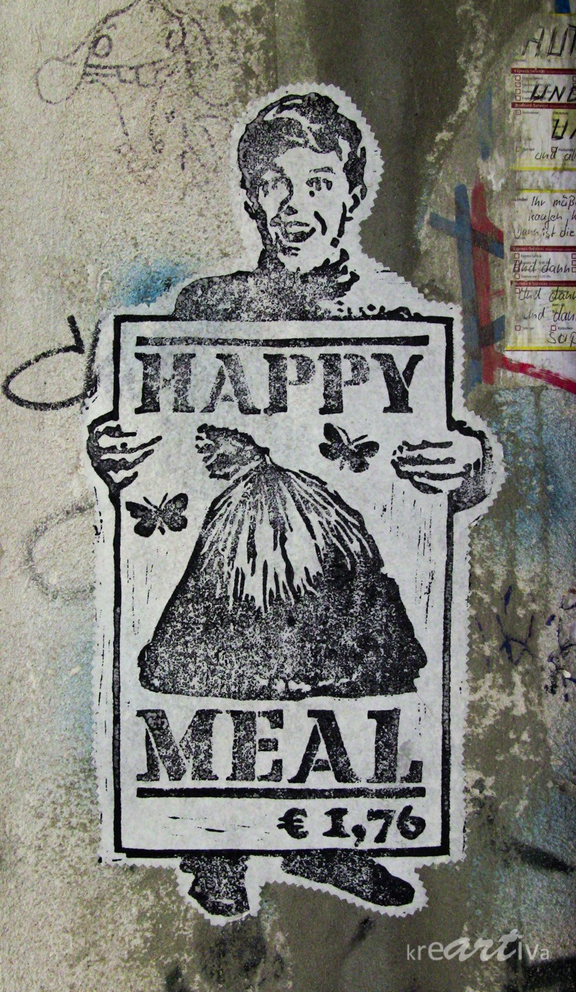 Happy Meal, Berlin Germany 2010.