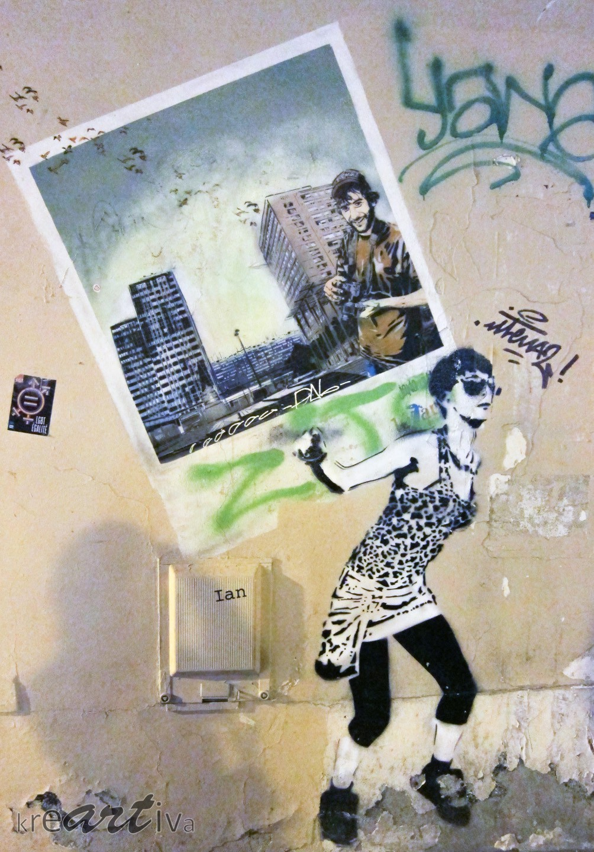 Danse ou(ù) ?! Paris Frankreich 2013.