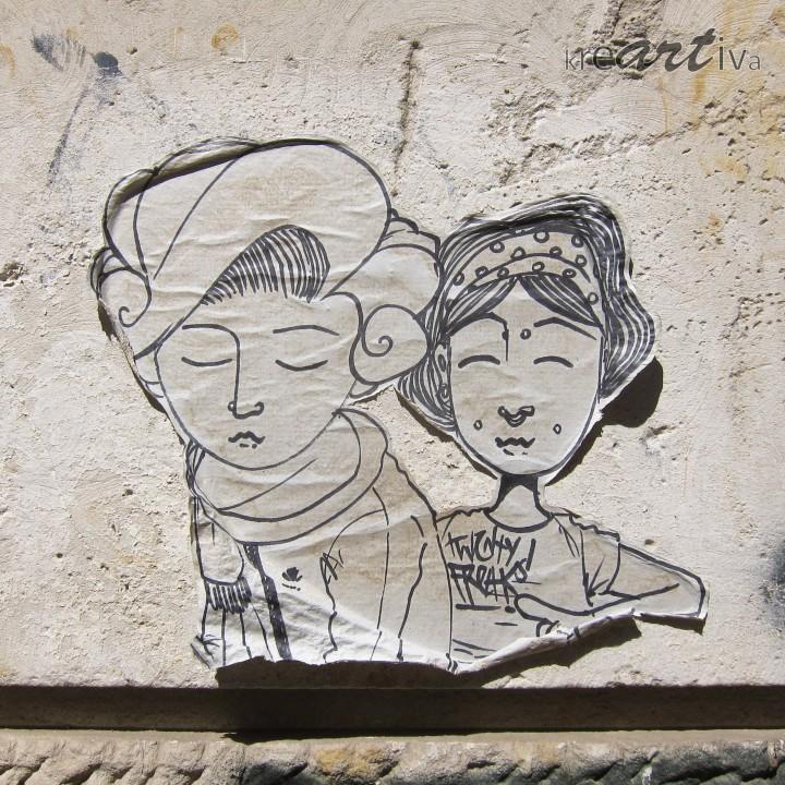 2Women by 20Freaks, Dresden Deutschland 2014.