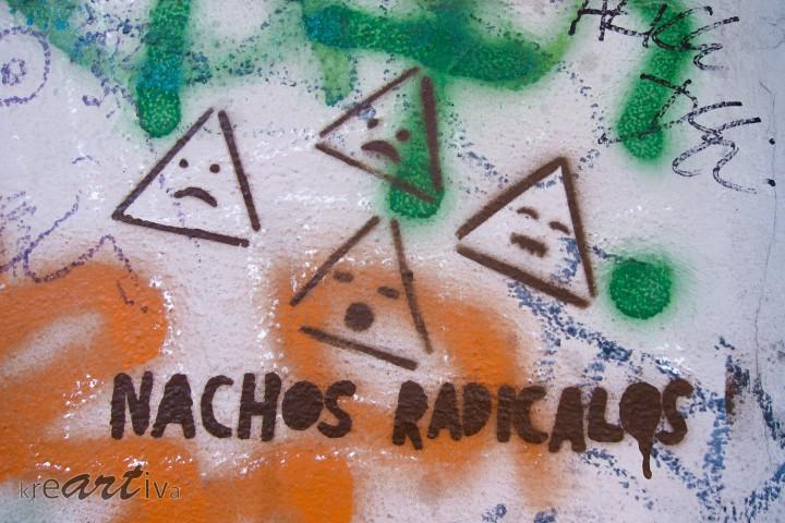 nachos radicalos, Dresden Deutschland 2014.