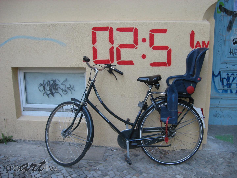 It's time! Berlin Deutschland 2011.