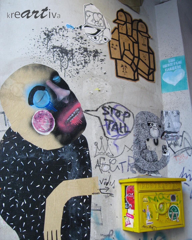 Mail Ape, Berlin Deutschland 2011.