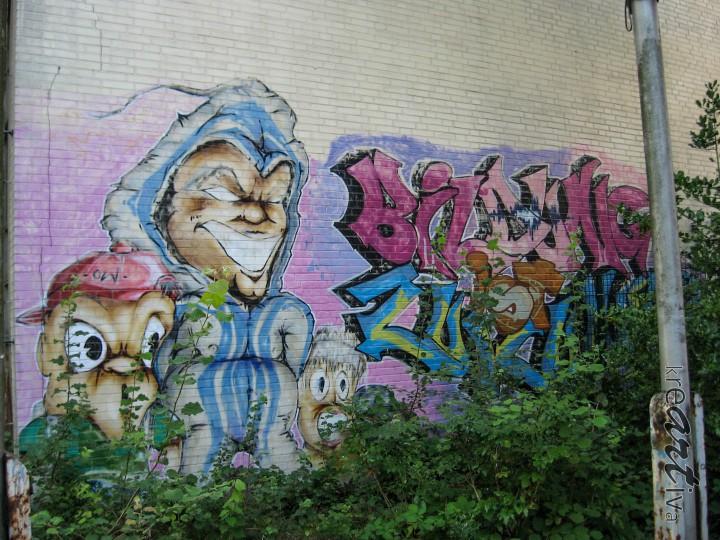 Evil Grin, Bremen Deutschland 2007.