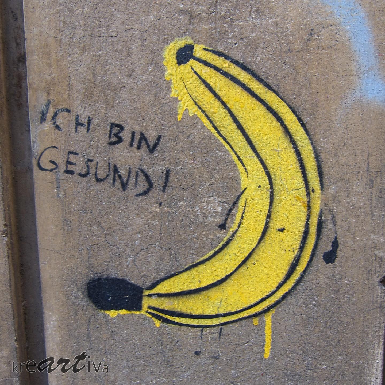 Ich bin gesund! Bremen Deutschland 2014.