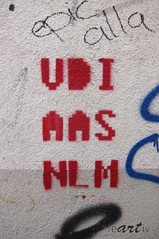 vandalism, Bremen Deutschland 2014.