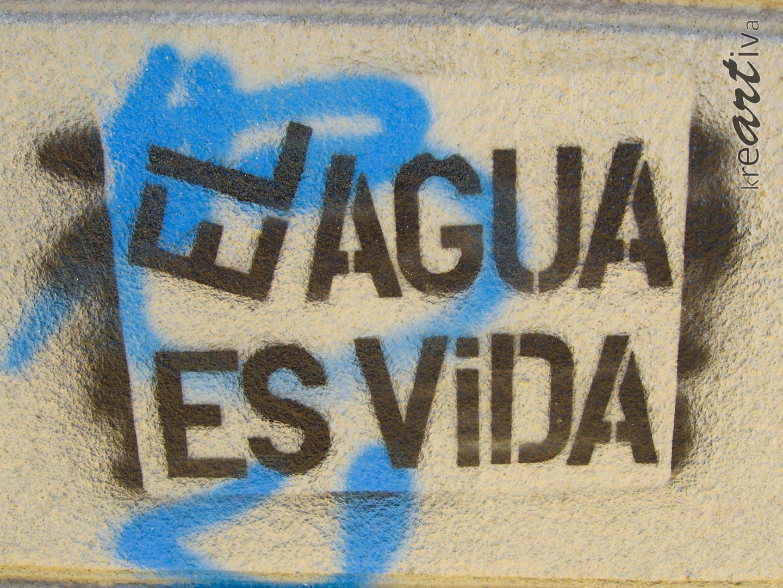 El Agua Es Vida, Chile 2010.