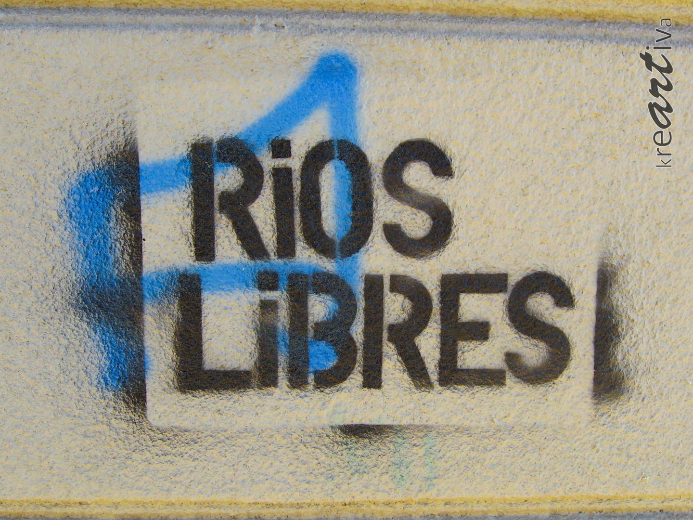 Rios Libres, Chile 2010.