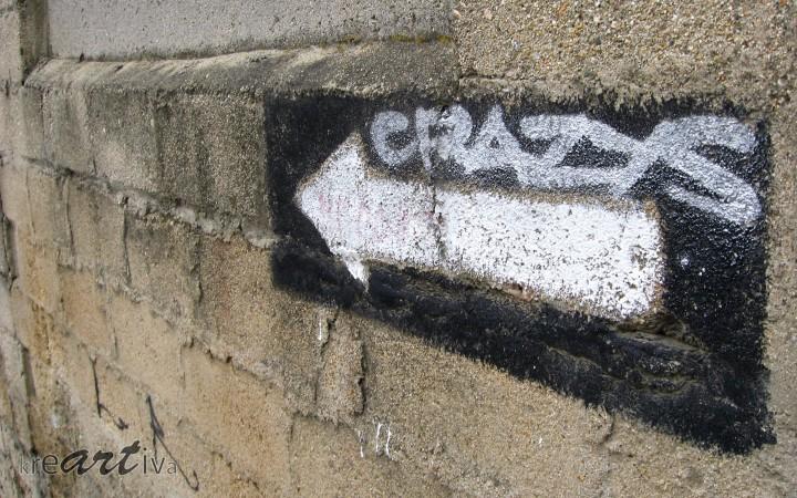 Crazy, Valparaíso Chile 2009.
