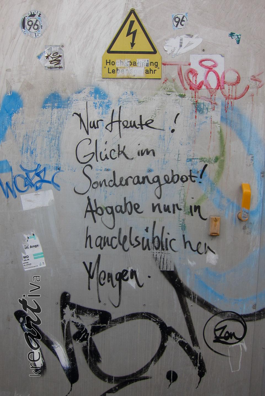 Glück im Sonderangebot! Hannover Deutschland 2015