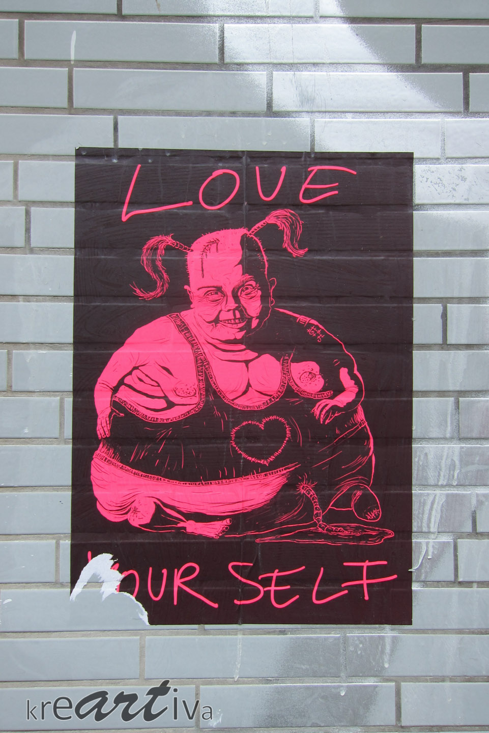 love yourself, Hannover Deutschland 2015