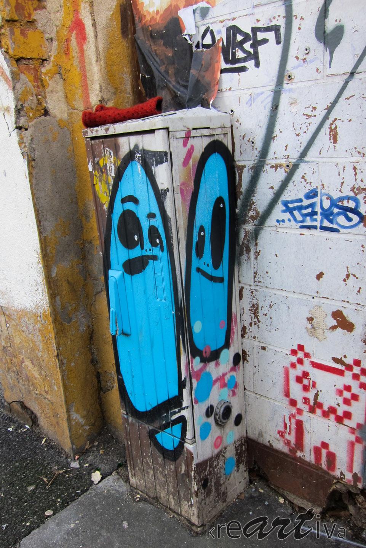 Funky Blue #1