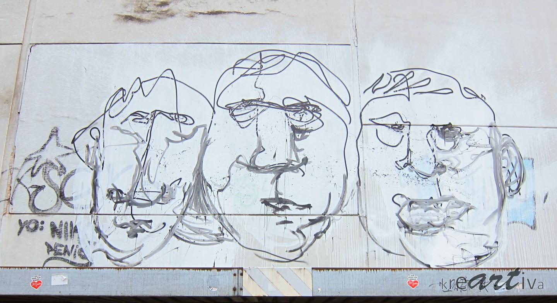 Bild: Funny Faces, Erlangen Deutschland 2014.