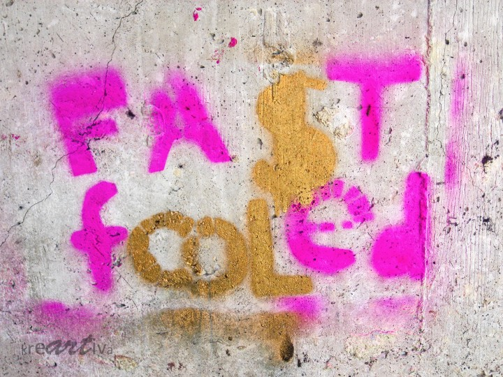 FAST fooled