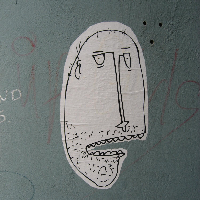 Berliner Gesicht #2