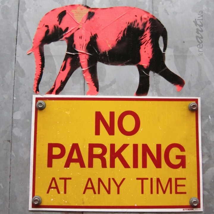 No Parking At Any Time
