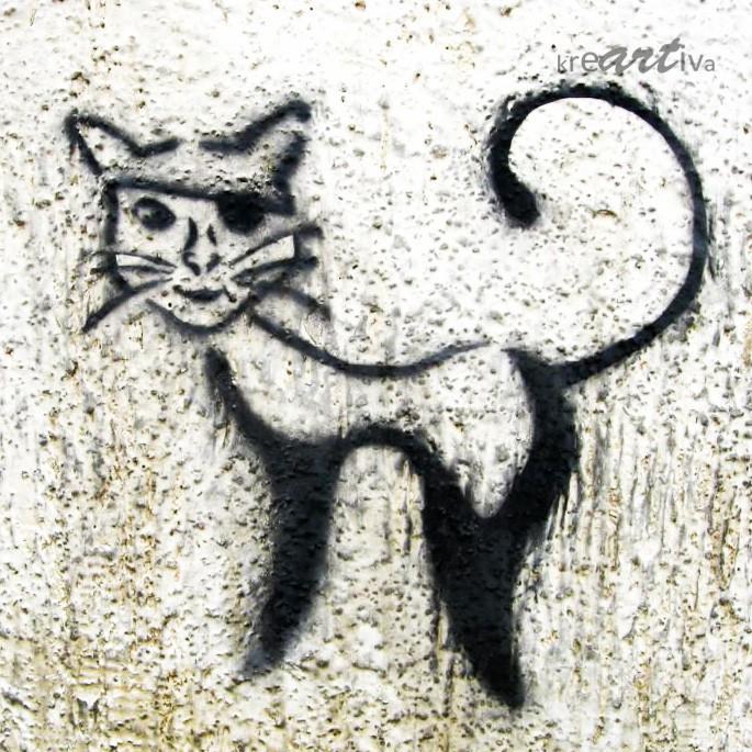 Pirate's cat – Piratenkatze