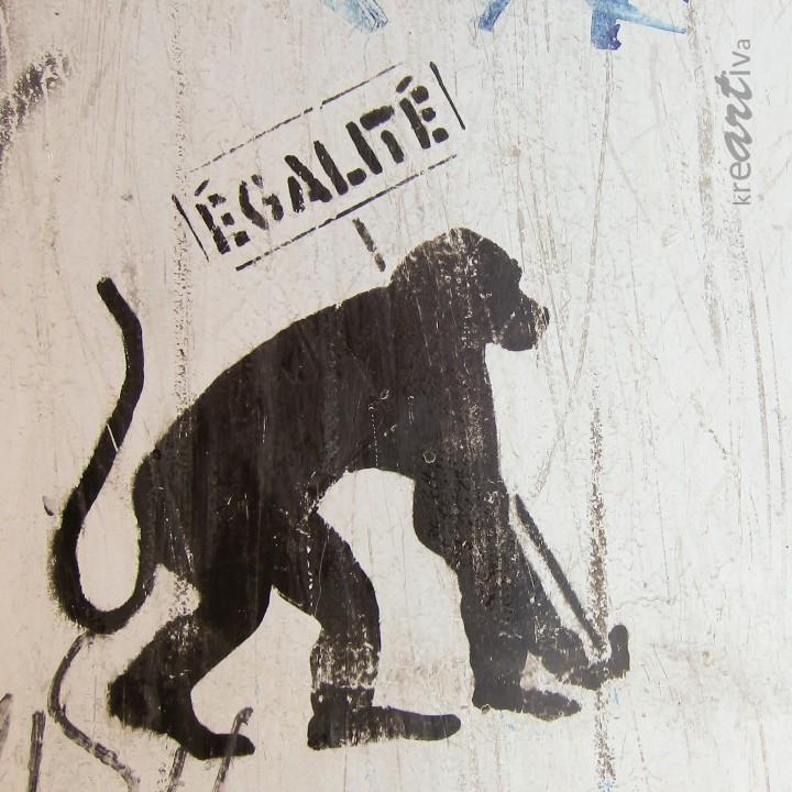 Égalité – equality