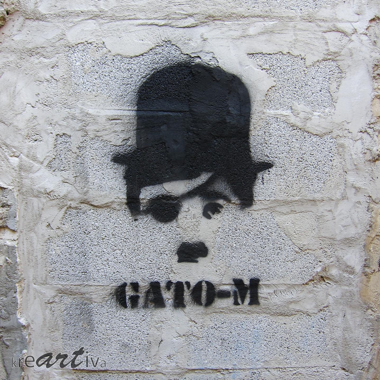 Gato-M, Málaga Spanien 2015