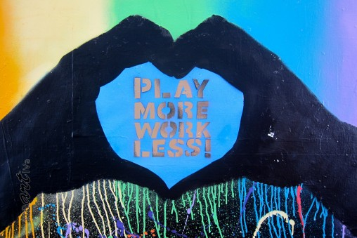 Play more work less! Bristol UK 2015